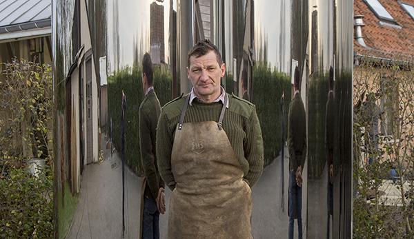 Rik Beuselinck, Kunstenaar in Metaal