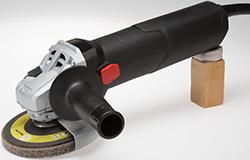 Finipower adjustable angle grinder