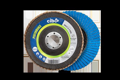 Performance flap disc
