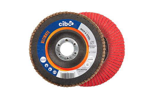 Ultimate flap disc