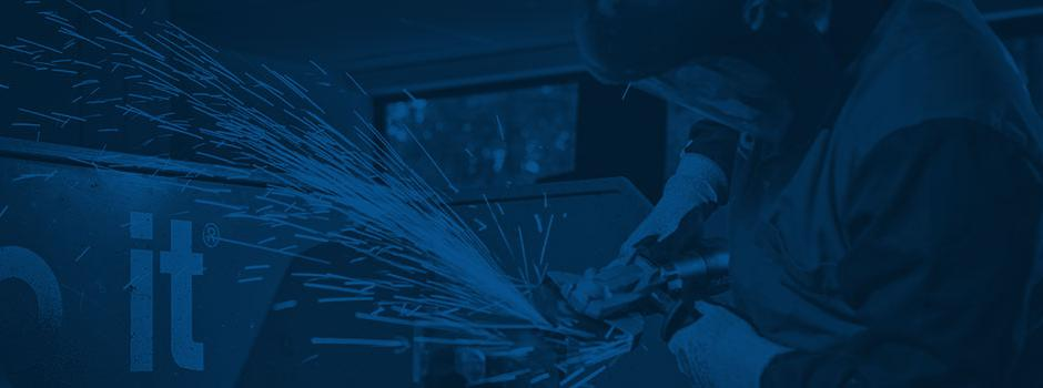 We know everything about grinding, sanding and polishing.