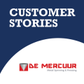 Customer stories - De Mercuur