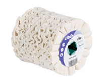 Finimaster cotton polishing wheel
