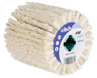 Finimaster sisal polishing wheel